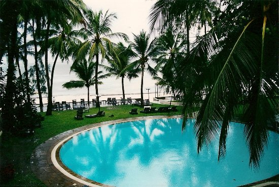 Neptune Beach Resort : Piscine de l'hôtel