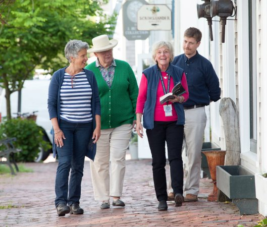 Nantucket Historical Association Walking Tours
