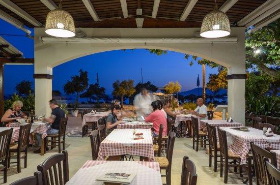 Agios Prokopios, Greece: Relaxing atmosphere