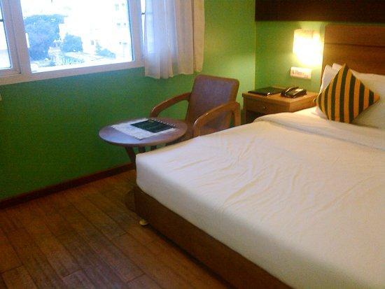 Hotel Jamayca: Good Natural light