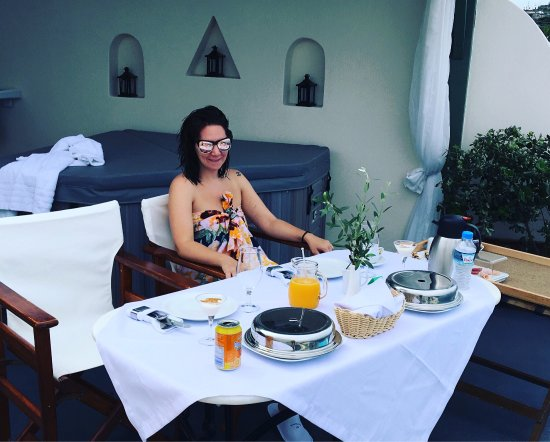 Our wonderful honeymoon at Anastasis apartments June 2017