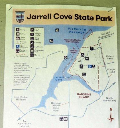Shelton, WA: Jarrell Cove State Park