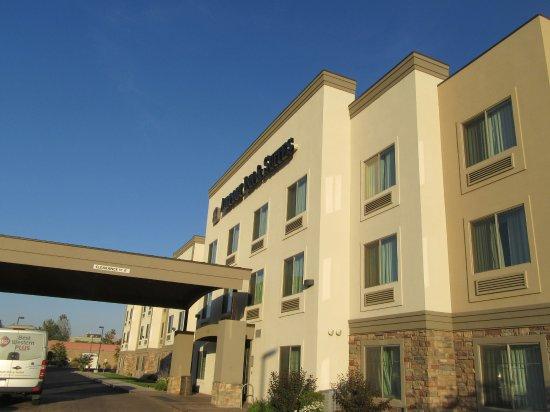 Best Western Plus Airport Inn & Suites: Best Wetseren Plus Airport Inn  & Suites, Salt Lake City, Utah