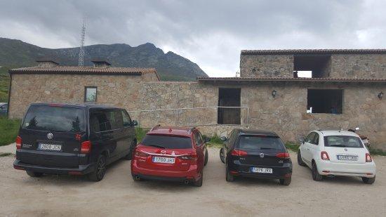 Villarejo del Valle, Spain: El edificio