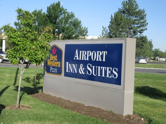 Best Western Plus Airport Inn & Suites: Best Wetseren Plus Airport Inn  & Suites, Salt Lake City, Utah