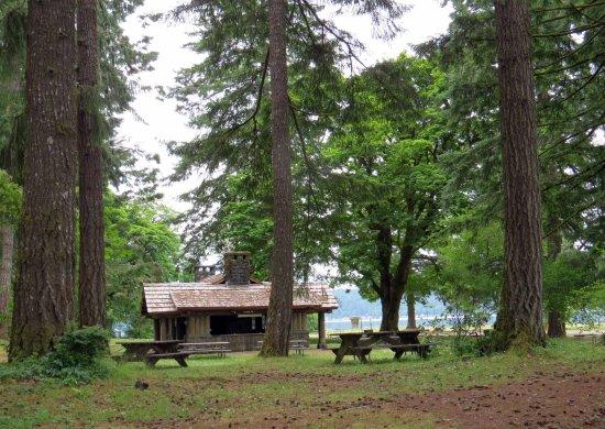 Belfair, Waszyngton: Twanoh State Park