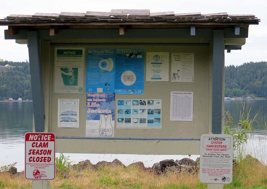 Belfair, WA: Twanoh State Park