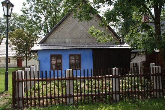 Vysocina Region, Tschechien: dům