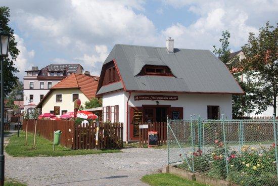 Vysocina Region, Tschechien: cukrárna