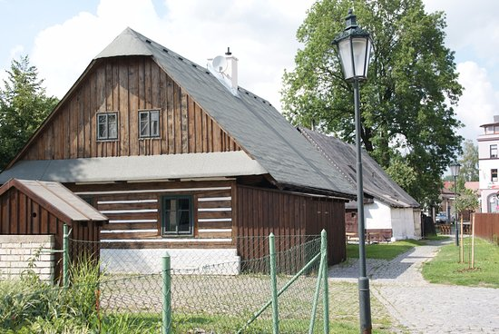 Vysocina Region, République tchèque : lidové stavby