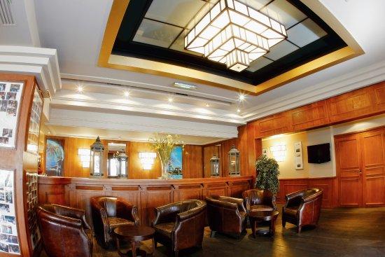 Brasserie Jues : hall de la brasserie