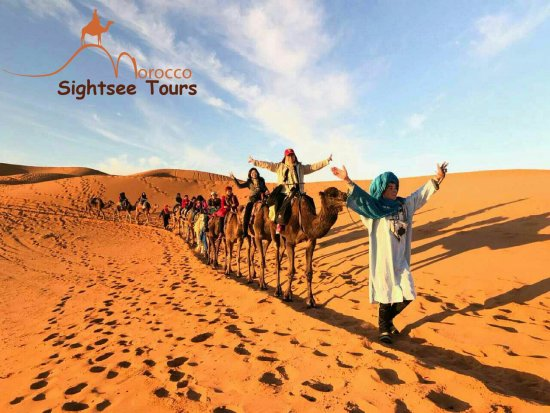 Morocco Sightsee Tours
