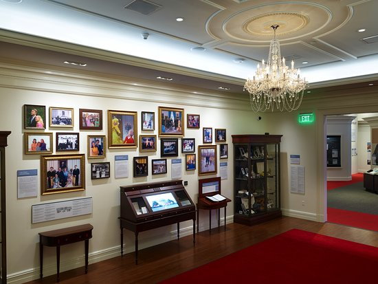 Yorba Linda, CA: Get a glimpse of life in the White House