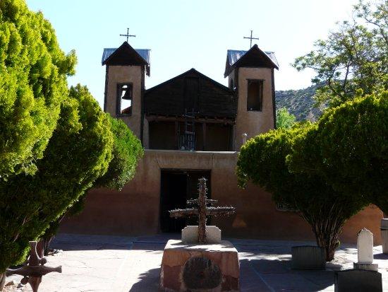 El Santuario de Chimayo: So gorgeous
