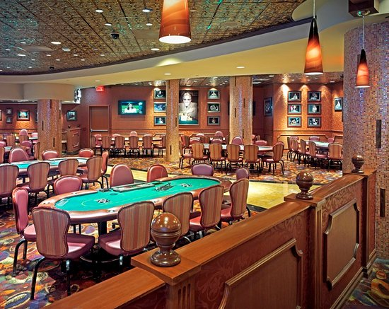 Review poker rooms