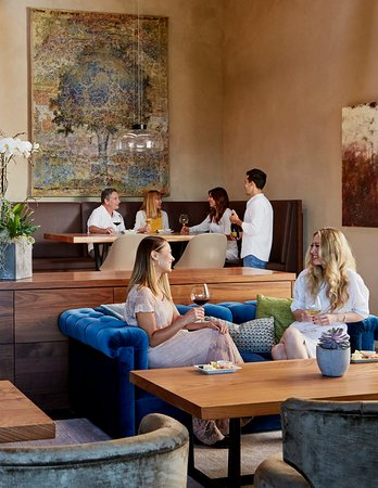 Healdsburg, CA: Experience the new Salon during your Elevation Tasting or Exploration Tour & Tasting