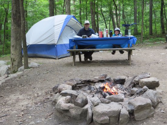 Camp Taylor Updated 2017 Campground Reviews Columbia Nj Tripadvisor