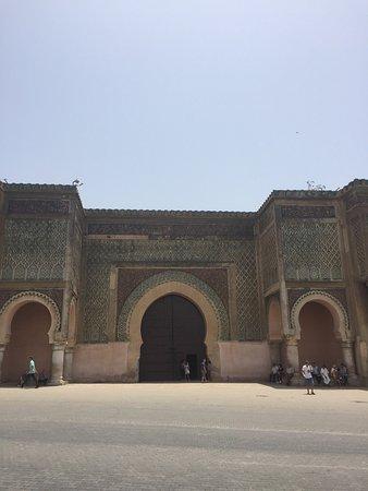 Bab Mansour Gate : photo0.jpg