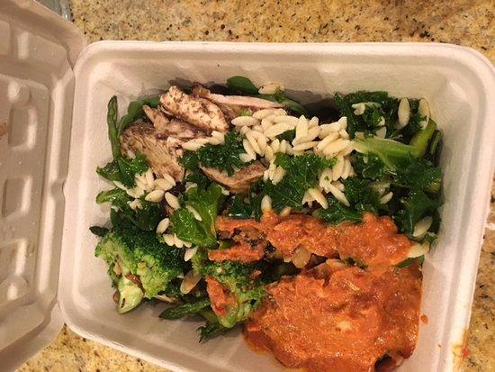 Wellesley, MA: Salad