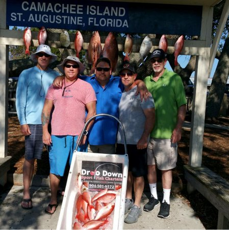 Drop down sport fish charters st augustine all you for St augustine fishing charter