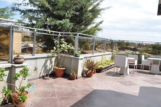 Balcony - Picture of Kefetew Guest House, Addis Ababa - Tripadvisor