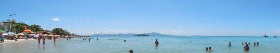 Canasvieiras, SC: mas playa