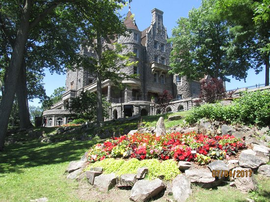 Gananoque, Canada: The grounds and the restoration is so wonderful!