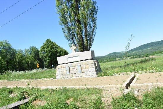 Nowy Zmigrod, โปแลนด์: World War I cemetery no 10