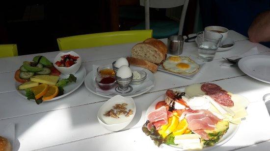 Lucas: Das Balance Frühstück und das Frühstück für Zwei