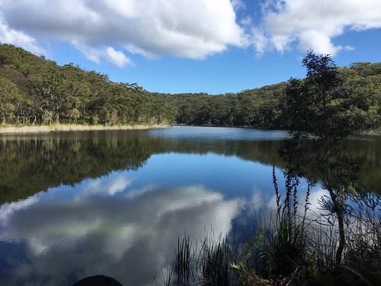 Blue Lake National Park North Stradbroke Island