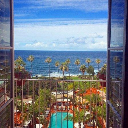 La Valencia Hotel Ocean View