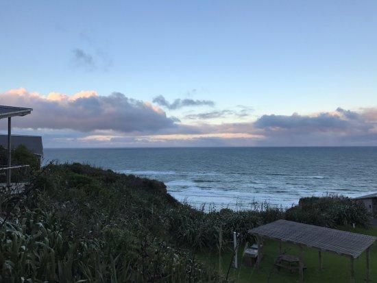 Waiuku, Nova Zelândia: Castaways - view from room