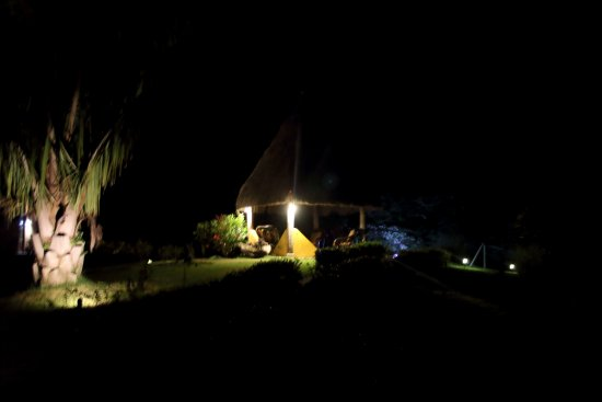 Isla Boca Brava, Panama: Instalaciones