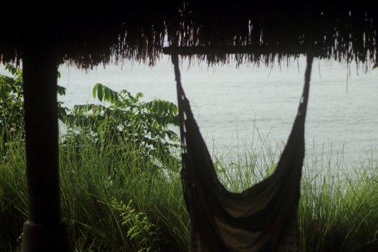 Isla Boca Brava, Panama: Vista al mar desde la habitación