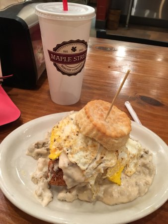 Maple Street Biscuit Company, Chattanooga - Restaurant ...