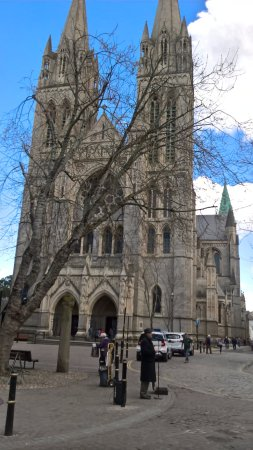 St Austell, UK: Truro Cathedral