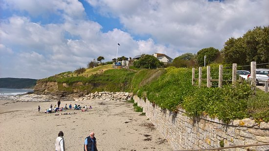St Austell, UK: The Nare Hotel (Highest rated hotel in Cornwall)