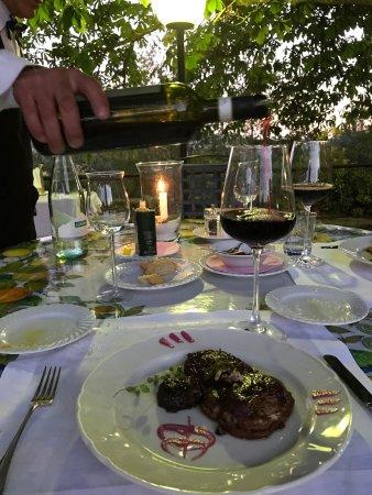 La Chiusa Montefollonico Restaurant