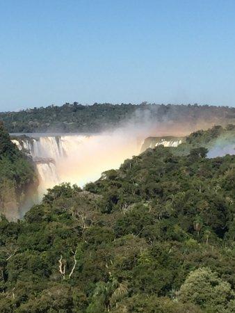 Sheraton Iguazu Resort & Spa: Rainbows on the Falls