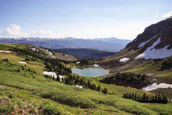 Winter Park, Kolorado: views