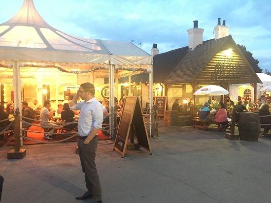 The pheasant restaurant pheasant inn hayes omd men om for The pheasant pub london