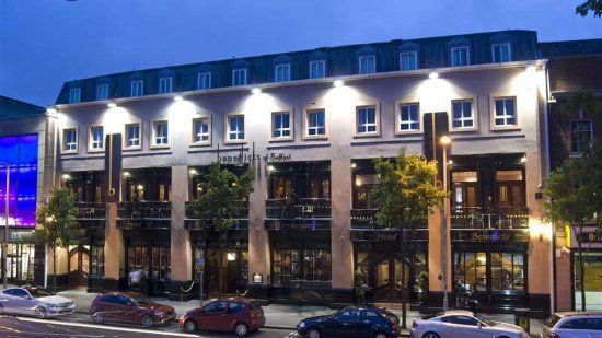 Hotels Near Benedicts Belfast