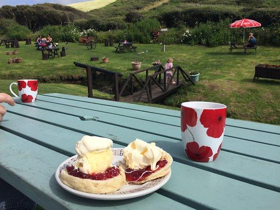 Margaret's Rustic Tea Garden: photo0.jpg