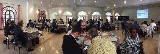 Misión Comanjilla: Sesión de Consejo Directivo de CANACO SERVYTUR LEÓN