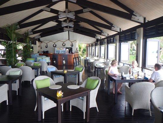 Seabreeze Resort: Dining lodge