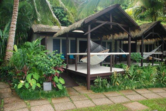 Seabreeze Resort: Lodge front