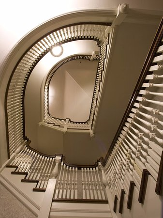 Balcony - Picture of The Stanley Hotel, Estes Park - Tripadvisor