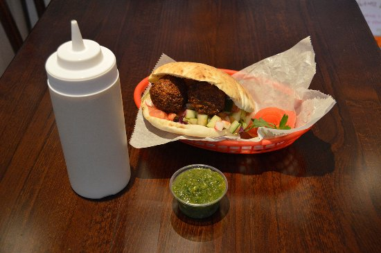 Murray's Falafel and Grill