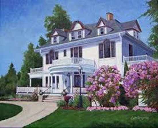Thomas Berry House Circa 1898, currently 600 Main, A Bed & Breakfast and Victorian Tea Room