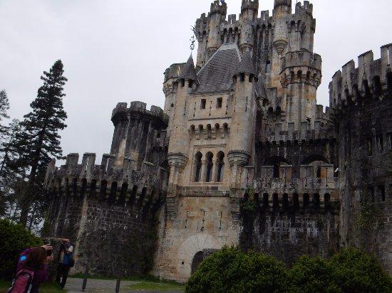 Baskerlandet, Spanien: Castillo de Butrón